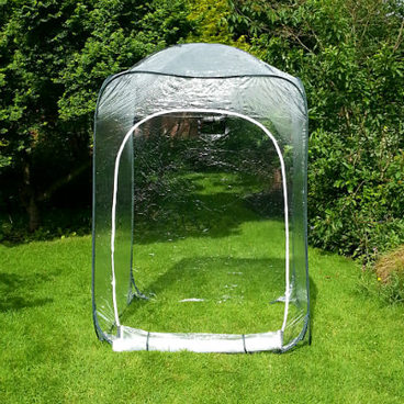 Fruit Cages - Pop Up Fruit Cages – Pop-Up Poly Cage – 1m x 1m x 1.85m high