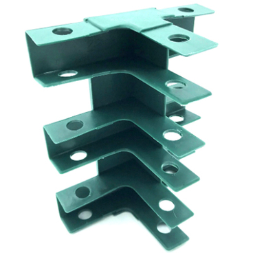 Raised Beds – Raised Bed Components - 3 Way Connector for 150mm Raised Beds