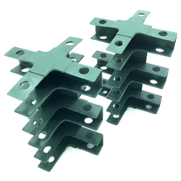 Raised Beds – Raised Bed Components - 4 Way Connector for 150mm Raised Beds