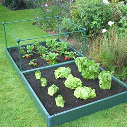 Raised Beds – 150mm High Raised Beds - Build-a-Bed Matrix Raised Bed - 150mm High (Various Sizes)