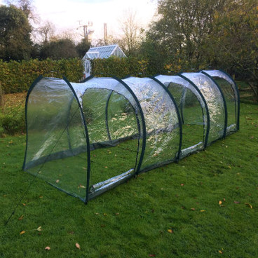 Cloches & Tunnels – Grow Tunnels – Pro-Gro Poly Tunnel – 5m long x 1.5m wide x 1.5m high