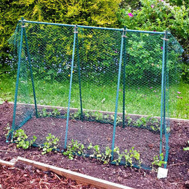 Plant Supports – Pea & Bean Frames - Pea Frame Kit