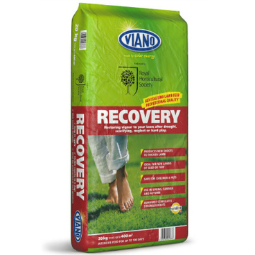 Lawn & Soil Care – Recovery Organic Fertiliser (Various Sizes)
