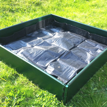 Raised Beds – Raised Bed Components - Liner & Cover for 150mm Raised Beds