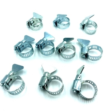 Fruit Cages - Budget Cages - Cage Components - Cane Ball Connector Clamps (pack of 10)