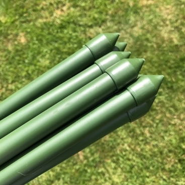 Plant Supports – Ultra Heavy Duty Garden Plant Support Stakes - 0.75m x 16mm dia)