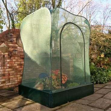 Christmas Gifts - Allotmenteer Raised Bed & Fruit Cage Combi Kit - Large