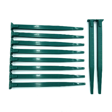 Fruit Cages - Walk In Fruit Cages – Walk In Fruit Cage Components - 8″/22cm Ground Pegs – Pack of 25